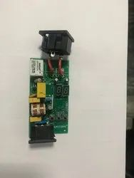 Three Phase 2500 Watts Controller / Controller Circuits, Thickness: 25-30 Mm, 240 Vac