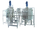 Cream Manufacturing Preparation Plant