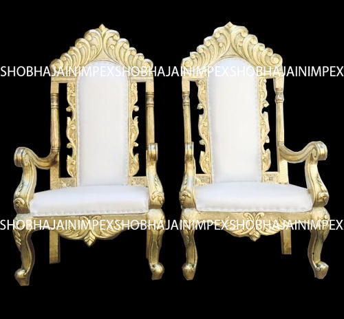 Royal Indian Wedding Chairs