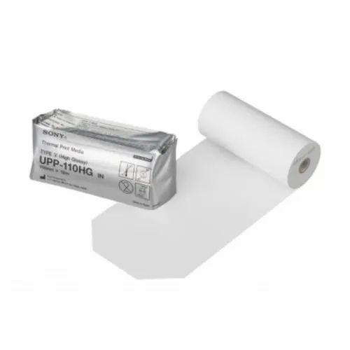 Sony UPP 110HG High Glossy Sonography Paper Roll