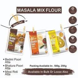 Pansari Premix Atta MASALA MIX FLOUR, for Cooking