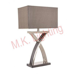 Rectangle Shaped Table Lamp