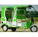 City Life Delux Model Electric Rickshaw