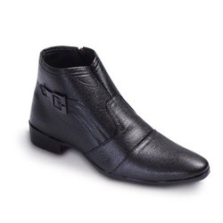 Kraunn Men Mens Black Boots, Size: 6,7,8,9,10