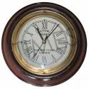 Times Creation Brown Nautical Marine Antique Wall Clocks, Model No.: Tcil-7565, Packaging Type: Corrugated Box
