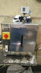 SS Steam Ultrasonic Cleaner Machine
