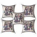 Dandiya Print Cushion Cover Set
