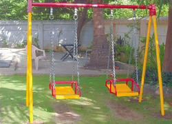 Children Swing In Kolkata West Bengal Get Latest Price