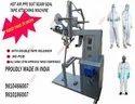 Hot Air PPE Seam Sealing Tape Attaching Machine