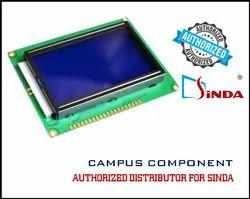 128x64 COB Graphic LCD Display