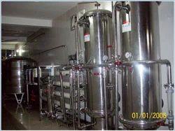 5000 LPH RO SS Plant