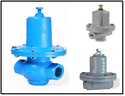 Backpressure Safety / Relief Valve