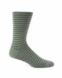 Men Long Striped Socks