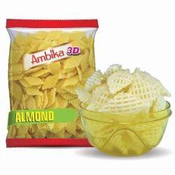 3D Almond Shape Fryums