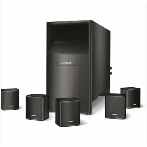 Black Digital Dolby Bose Home Theaters, Size: 5