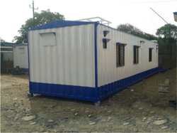 PUF Portable Cabin