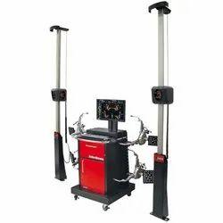 V 3400 Wheel Aligner Machine