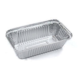Foil Containers, for Food Packaging
