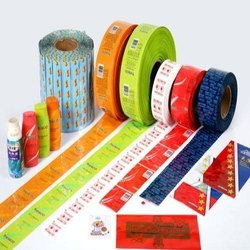Multicolor Shrink Lables, Packaging Type: Roll