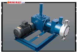 Hydraulic Actuated Single Diaphragm Pumps