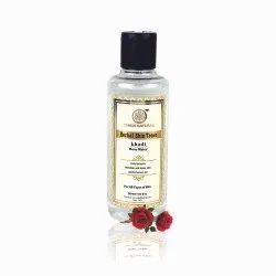 Khadi Herbal Rose Water Toner 210 mL, Packaging Type: Bottle