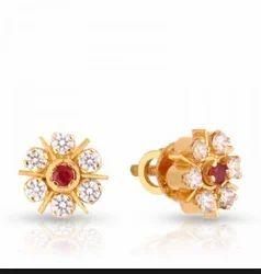 Malabar Gold & Diamonds - Retailer of Malabar Diamond Earrings