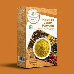 ZenSpice Madras Curry Powder, Packaging Type: Box, Packaging Size: 500g