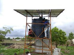 Solar Submersible Pump Oil Fill Based Water Output