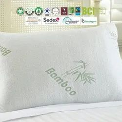 Bamboo Cotton Pillows