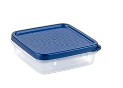 Plastic Square Container 220 ml