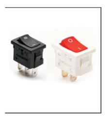 Rocker Switch NRS 200 Series