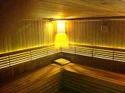SI-BKT Sauna Wooden Construction Cabinet