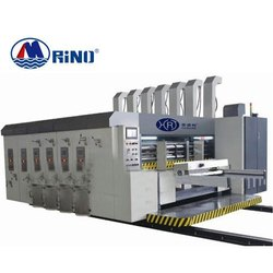 Corrugated Flexo Printing Machine