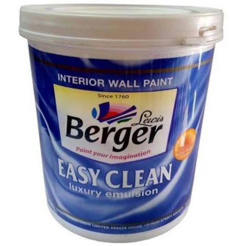 Easy Clean Wall Paint