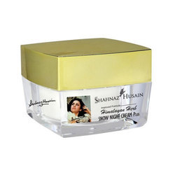 Shahnaz Husain Himalayan Herb Snow Night Cream Plus