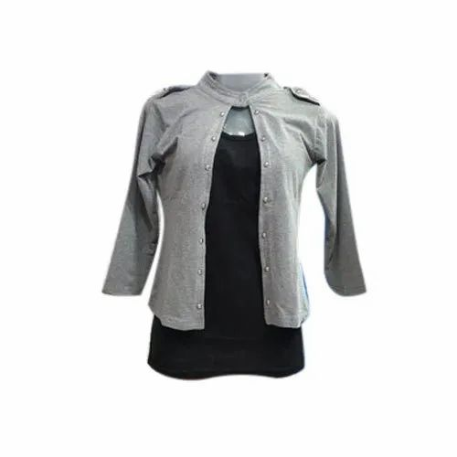 Cotton Ladies Full Sleeve Top