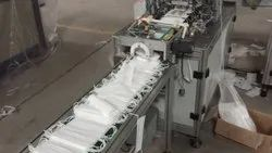 Non Woven Face Mask Making Machine Automatic 1+1