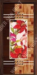 Digital Paper Door Lamination Resin Print