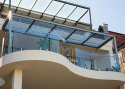 Spigot Glass Balcony Works