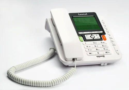 7ba24726f1d Beetel M71 Corded Landline Speaker Phone at Rs 1140  piece