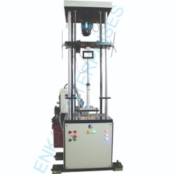 Shock Absorber Damper Testing Machine