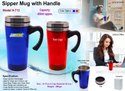 Sipper Mug With Handle H-712