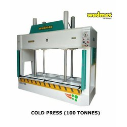 100 Ton Cold Press Machine