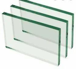 Plain Door Glass