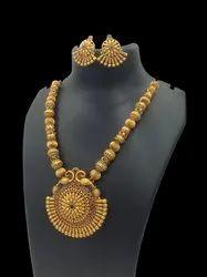 Matte Finish Jewellery Set