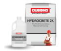Hydro Crete 2K Waterproofing Coating