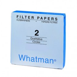 Qualitative Filter Paper 1002-125 mm (Pack of 100)