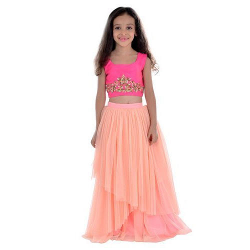 aef9a9712a4 Kids Girls Kids Crop Top And Skirt Set