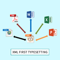Xml First Typesetting Services