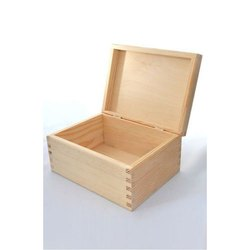 Wooden Gift Box, Size/dimension: 8 x 4 x 4 Inch